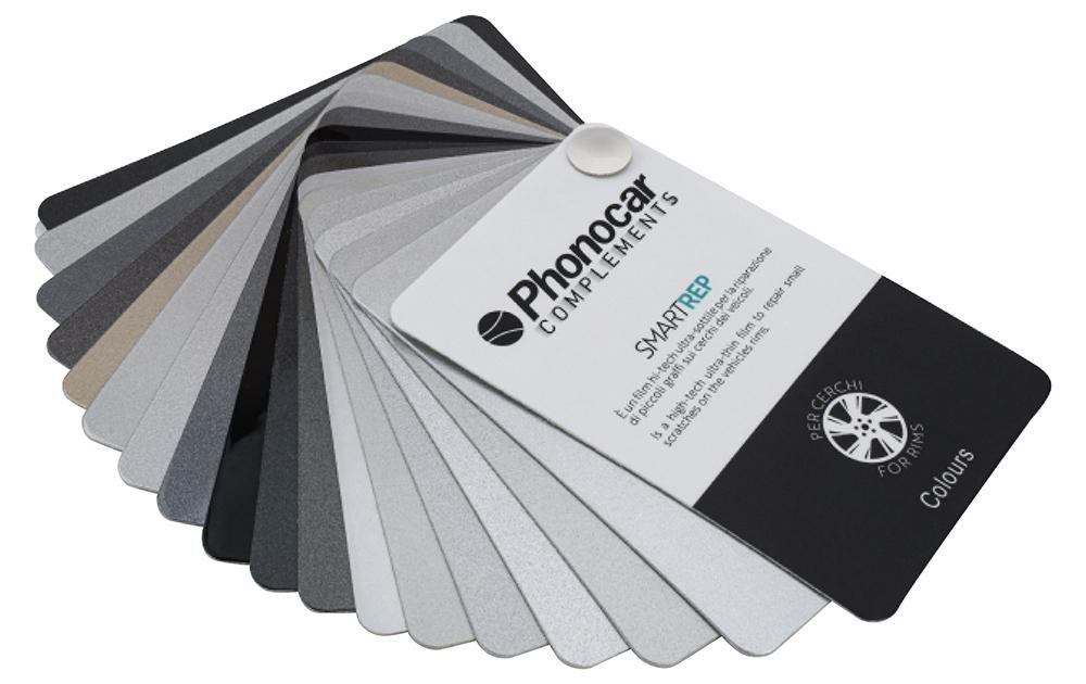 Phonocar SMARTREP Mazzetta colori