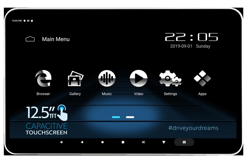 Phonocar VM156 homepage