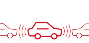 VodafoneAutomotive Sensori di Parcheggio icona