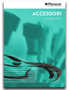 Phonocar Miniatura-catalogo-Accessori